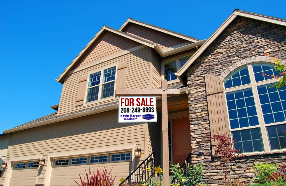 Sell your Idaho home